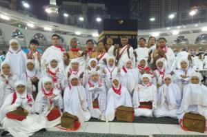 ITINERARY PERJALANAN UMROH PLUS THAIF 10 HARI PESAWAT TAKE OFF MADINAH