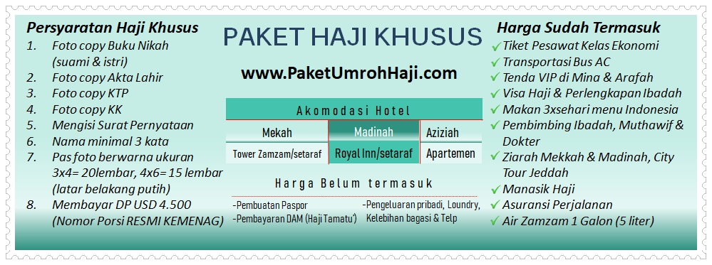 TRAVEL HAJI PLUS